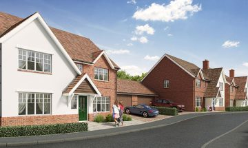 New build homes in Whitchurch - SJ Roberts Homes