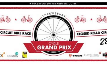 SJ Roberts Sponsor Shrewsbury Cycle Grand Prix